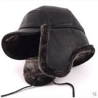 棒球帽保暖男士帽子冬季户外保暖运动加厚护耳护颈雷锋