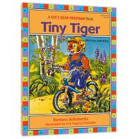 自然拼读一起学:老虎小小(长元音i) Let's Read Together: Tiny Tiger