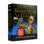 英文原版 Star Wars The Original Topps Trading Card 科幻小说书籍