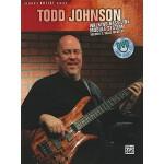 【预订】Todd Johnson Walking Bass Line Module System, Volume 2: