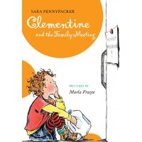 Clementine and the Family Meeting [ISBN: 978-1423123569]