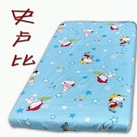 婴儿床笠新生儿纯棉床单罩儿童床垫套幼儿园1.2床上用品单件定做