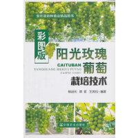 彩图版阳光玫瑰葡萄栽培技术(受欢迎的种植业精品图书)