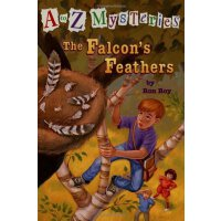 A to Z Mysteries The Falcon's Feathers