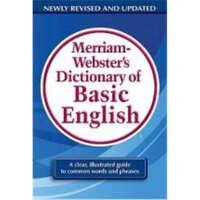【旧书二手书9成新】韦氏 Merriam-Webster's Dictionary of Basic Engl 978