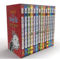 【中商原版】小屁孩日记 英文原版Diary of a Wimpy Kid Books1-11合集全套 11本故事 英文