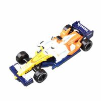 F1赛车方程式赛车合金汽车模型雷诺小汽车跑车儿童玩具车回力车模