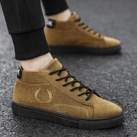 DAZED CONFUSED 2017秋冬季新款市场青年板鞋潮流百搭保暖休闲鞋