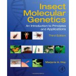 英文原版Insect Molecular Genetics, Third Edition: An Introducti