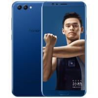 【当当自营】华为 荣耀V10 全网通高配版(6GB+64GB)极光蓝 移动联通电信4G手机 双卡双待