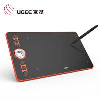 友基(UGEE) UD10数位屏 手绘屏 电脑绘画屏 电子绘图屏 数位板画板 黑色