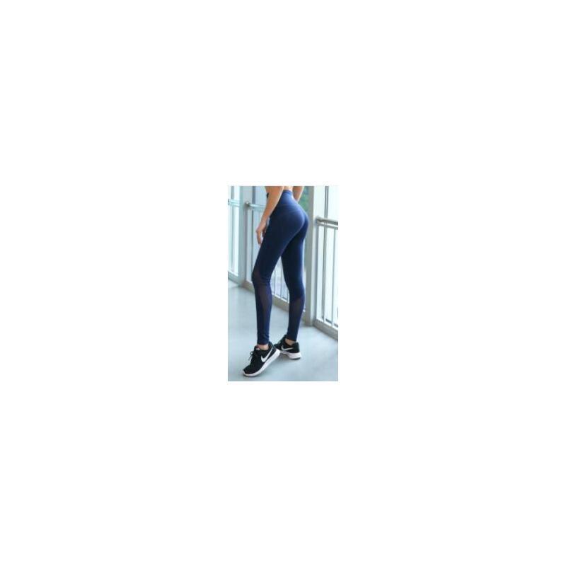 新款提臀高腰运动紧身裤女弹力速干健身裤跑步瑜伽裤翘臀 品质保证 售后无忧