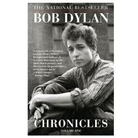 现货 英文原版 鲍勃迪伦传自传传记 Chronicles 编年史 2016年诺贝尔文学奖获得者Bob Dylan鲍勃・