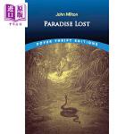 约翰 弥尔顿:失乐园 英文原版 Paradise Lost John Milton 外国文学