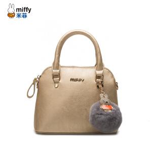 Miffy米菲2017新款贝壳包 时尚斜挎单肩包迷你mini韩版女包包潮