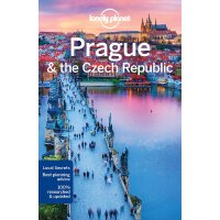 英文原版 孤独星球旅行指南:布拉格和捷克共和国 Lonely Planet Prague & the Czech Re