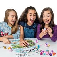哈驰魔法蛋(HATCHIMALS)新款孵化蛋儿童益智玩具女孩过家家玩具礼盒公仔神秘迷你蛋