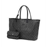 2017新款女包明星同款包包欧美大购物袋子母包单肩手提旅行大包SN9456 黑色 大号(当天发货)