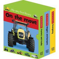 My Very First: On the Move (My Very First Library) [ISBN: 9