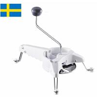 【当当海外购】瑞典进口Orthex 创意UF?多功能擦丝切片器绞肉刨刀碎冰研磨器厨房多功能料理器-附4把圆刀