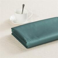 贡缎布料床品面料高档纯素色床单被套罩布面料 0