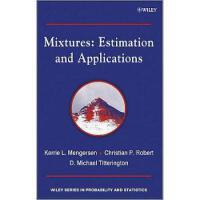 【预订】Mixtures: Estimation and Applications 9781119993896