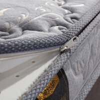 棕垫椰棕床垫席梦思乳胶硬棕榈1.5米 1.8m 经济型折叠定做 1