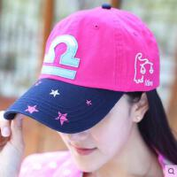 十二星座棒球帽网红同款时尚女户外运动新品韩版潮嘻哈帽子 男女士运动太阳防晒鸭舌帽