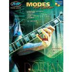 【预订】Modes for Guitar [With CD (Audio)]