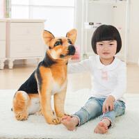 小狗毛绒玩具公仔贵宾犬狗狗玩偶抱枕布娃娃儿童生日礼物男孩