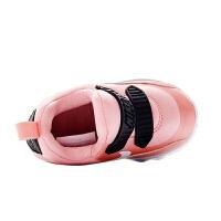 【4折价:199.6元】耐克(Nike)童鞋 减震气垫鞋 男女童防滑耐磨运动鞋AV3195-600 粉色