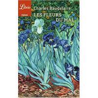 【现货】法语原版 恶之花 Les Fleurs du Mal 9782290115077 Charles Baudel
