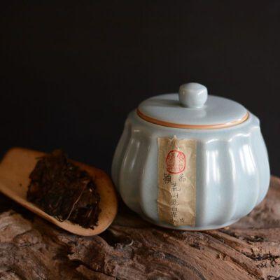 □荒山老白茶九年陈茶· 170G