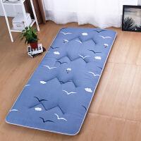 君别加厚学生宿舍床垫床褥子单人0.8米80cm上下铺0.9m垫被1.2可折叠