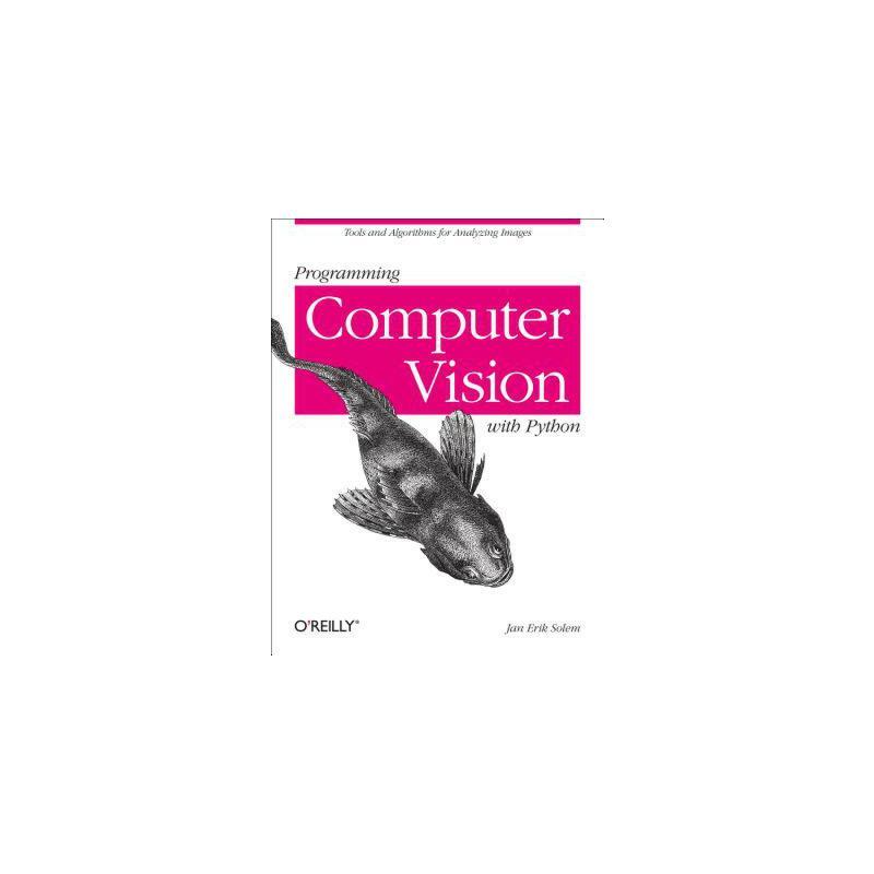 【预订】Programming Computer Vision with Python: Tools and Algorithms for Analyzing Images 预订商品,需要1-3个月发货,非质量问题不接受退换货。