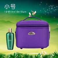 玛丽艳美容化妆示范工具箱包大号紫色收纳包直销