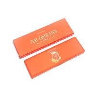 韩国直邮爱丽小屋 限量10色十色西柚果汁眼影盘1gx10