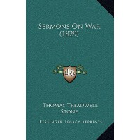 【预订】Sermons on War (1829) 9781169020573
