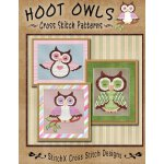Hoot Owls Cross Stitch Patterns [ISBN: 978-1479252237]