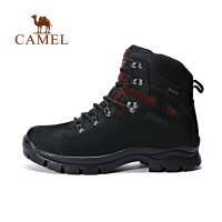 camel骆驼户外男款登山鞋 秋冬防滑耐磨户外鞋登山鞋