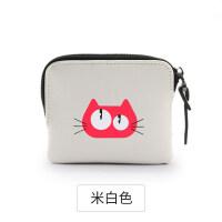 小钱包女卡通可爱韩版零钱包袋女式卡片包迷你韩国硬币包