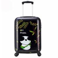 卡通学生拉杆箱旅行箱男女行李箱20寸密码锁登机箱