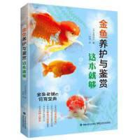 金鱼养护与鉴赏这本就够 【日】长尾桂介 福建科技出版社 9787533560256