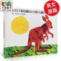 Eric Carle Does a Kangaroo Have a Mother Too 廖彩杏书单 平装