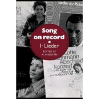 【预订】Song on Record: Volume 1, Lieder 9780521268448