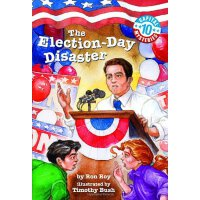 Capital Mysteries #10: The Election-Day Disaster 大选的麻烦ISBN9
