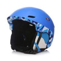 滑雪头盔男女滑雪装备滑雪护具通用亚洲版不夹头运动头盔