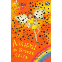 Rainbow Magic: The Weather Fairies 9: Abigail The Breeze Fairy彩虹仙子#9微风仙子ISBN9781843626343