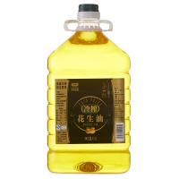 【春播】第一坊冷榨花生油4.5L