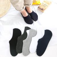 时尚袜子男船袜短袜男士运动袜男袜中学生白色黑色夏季薄款低帮腰吸汗